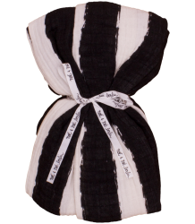 Noé & Zoë Swaddle STRIPES Noe & Zoe Swaddle black XL STRIPES