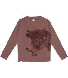 Lion of Leisure T-shirt LS COW Lion of Leisure T-shirt LS KOE