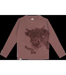 Lion of Leisure T-shirt LS COW Lion of Leisure T-shirt LS KOE