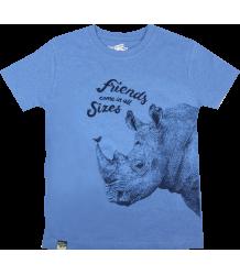 Lion of Leisure T-shirt RHINO Lion of Leisure T-shirt RHINO