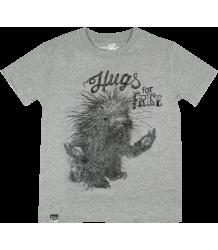 Lion of Leisure T-shirt PORCUPINE Lion of Leisure T-shirt STEKELVARKEN