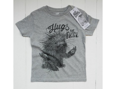 Lion of Leisure T-shirt STEKELVARKEN