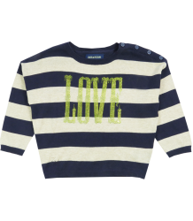 Zadig & Voltaire Kids Boxy Sweater LOVE Zadig & Voltaire Kid Boxy Sweater LOVE