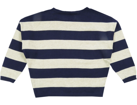 Zadig & Voltaire Kids Boxy Sweater LOVE
