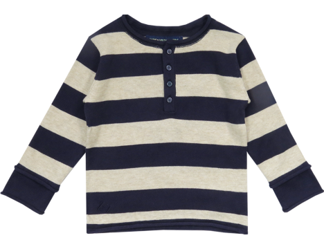 Zadig & Voltaire Kids Button Sweater BULL