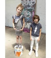 Zadig & Voltaire Kids Tee Shirt Boy LOVE Zadig & Voltaire Kid Tee Shirt Boy LOVE