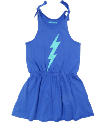 Zadig & Voltaire Kids Dress Pims BLIKSEM Zadig & Voltaire Kid Dress Pims BLIKSEM blue