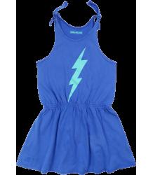 Zadig & Voltaire Kids Dress Pims LIGHTNING Zadig & Voltaire Kid Dress Pims BLIKSEM blue