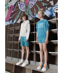 Zadig & Voltaire Kid Ola Sweatshirt HIPPIE Zadig & Voltaire Kid Ola Sweatshirt HIPPIE turquoise