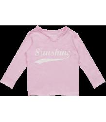 Zadig & Voltaire Kids T-shirt Boxi SUNSHINE Zadig & Voltaire Kid T-shirt Boxi SUNSHINE pink