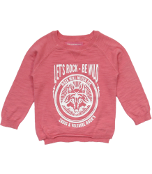 Zadig & Voltaire Kids Sweater BE WILD Zadig & Voltaire Kid Sweater BE WILD