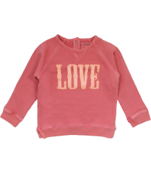Zadig & Voltaire Kid Sweat Tommy LOVE Zadig & Voltaire Kid Sweat Tommy LOVE