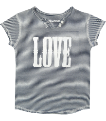 Zadig & Voltaire Kid Tee Boxer LOVE Zadig & Voltaire Kid Tee Boxer LOVE STriped