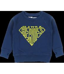 Zadig & Voltaire Kid Anto Sweatshirt HEROES Zadig & Voltaire Kid Anto Sweatshirt HEROES navy blue