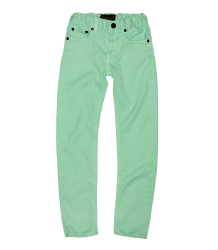 Finger in the Nose Icon Finger in the Nose Icon Mint - Unisex Five Pocket jeans