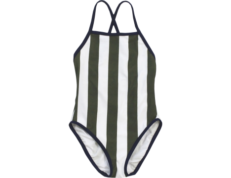 Tiny Cottons Swimsuit STRIPES