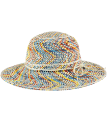 Kingfisher Hat Barts Kingfisher Hat off white