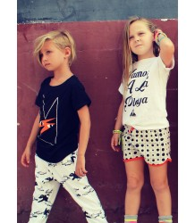 Mini & Maximus Drop Crotch Pants TINY SHARKS Mini & Maximus Drop Crotch Pants TINY SHARKS