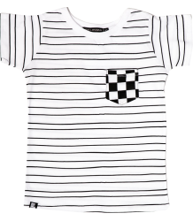 Mini & Maximus Pocket Tee SS STRIPES Mini & Maximus Pocket Tee SS STRIPES