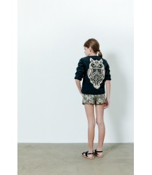 Polder Girl Terry Jacket OWL April Showers by Polder Terry Jacket OWL