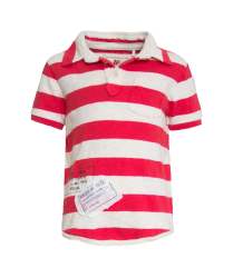 Striped Polo American Outfitters Striped Polo