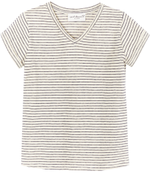 Polder Girl Tempete JR T-shirt April Showers by Polder Tempete JR T-shirt stripe