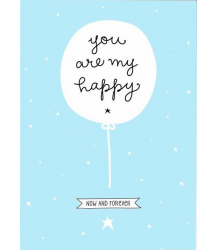 A Little Lovely Company Poster MY HAPPY A Little Lovely Company Poster MY HAPPY