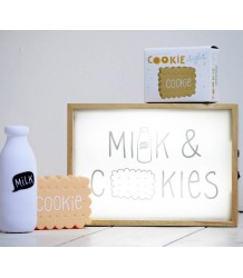 A Little Lovely Company Mini Koekjelamp A Little Lovely Company Mini cookie lamp