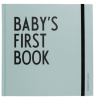 Design Letters Baby's First Book Design Letters Baby's First Book turquoise