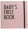 Design Letters Baby's First Book Design Letters Baby's First Book pink