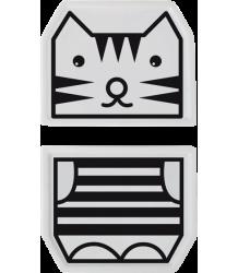 Mix & Match Plates - Tiger Wee Gallery Mix & Match Plates - Tijger