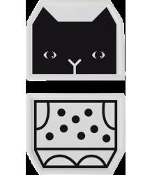 Mix & Match Plates - Cat Wee Gallery Mix & Match Plates - Kat