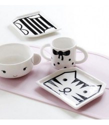 Wee Gallery Mix & Match Plates - Tijger Wee Gallery Mix & Match Plates - Tijger