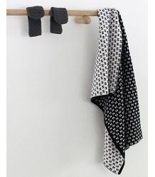 Merino Wool Blanket - Zzzzz Wee Gallery Merino Wollen Deken - Zzzzz