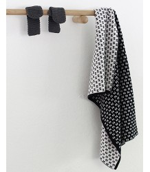Wee Gallery Merino Wool Blanket - Zzzzz Wee Gallery Merino Wollen Deken - Zzzzz