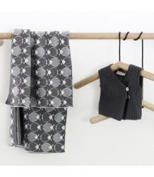 Merino Wool Blanket - Counting Sheep Wee Gallery Merino Wollen Deken - counting Sheep