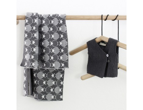 Wee Gallery Merino Wool Blanket - Counting Sheep
