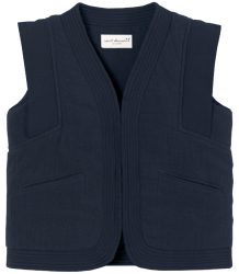 Twiggy CO Vest April Showers by Polder Twiggy CO Vest Charcoal