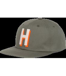 Herschel Outfield Cap Youth Herschel Outfield Cap Youth Deep lichen green