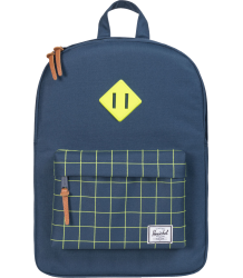 Herschel Heritage Youth Herschel Heritage Youth Navy grid