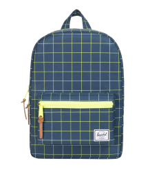 Herschel Settlement Kid Herschel Settlement Kid navy grid