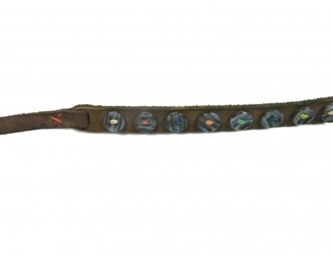 American Outfitters Button Belt