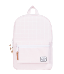 Herschel Settlement Kid Herschel Settlement Kids Ballerina pink with grid