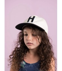 Herschel Outfield Cap Youth Herschel Outfield Cap Youth black and white