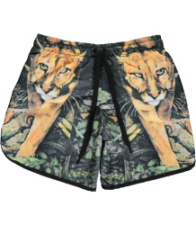 Popupshop Swim Shorts Long CHEETAH Popupshop Zwem Broek Lang CHEETAH