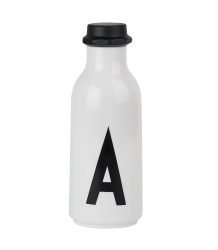 Design Letters Drinking Bottle A-Z Design Letters Drinking Bottle A