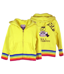American Outfitters Hooded Fullzip Rainbow American Outfitters Hooded Fullzip Rainbow