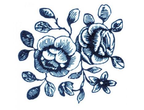 Tattly Cartolina Blooms