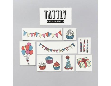 Tattly Party Set