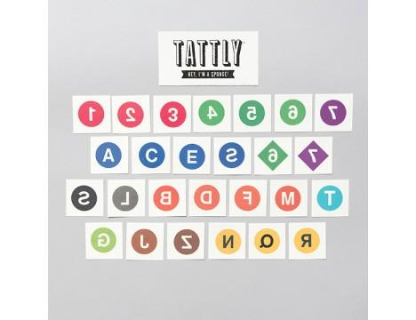 Tattly MTA Set
